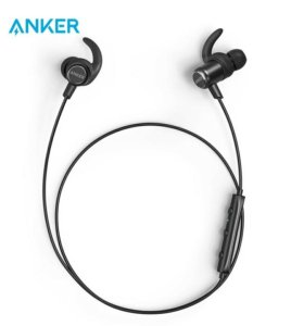 Наушники Bluetooth Anker Sounbuds Slim Plus