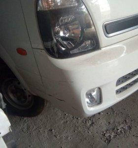 Малотоннажный грузовик Kia BONGO 3 БОРТ
