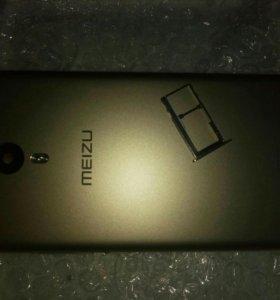 Задняя крышка на meizu m3 note