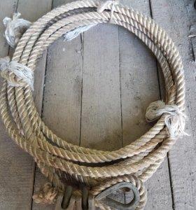 Трос (веревка)