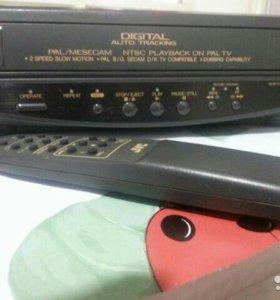 Видеоплеер JVC HR-P7A (Made in Japan)
