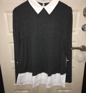 Новая блуза для беременных