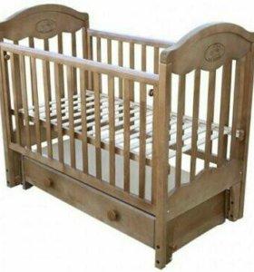 Кроватка детская « Мой малыш»