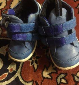 Ботинки 21 размер экко