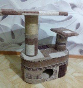 Новые домики для кошек