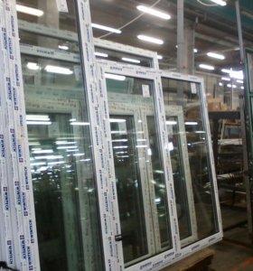 Пластиковые окна и алюминиевые раздвижки