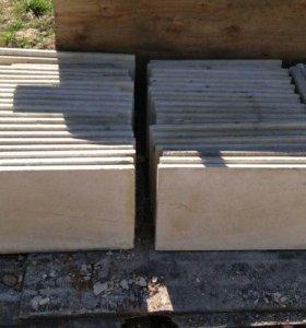 Плитки - Дагестанский песчаник