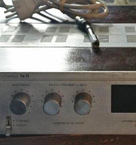 Radiotechnika У-101 стерео Hi-Fi