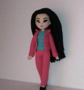 Новые куклы ручной работы.