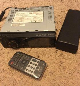 Магнитола LG 900UR DVD USB