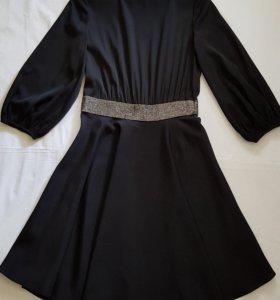 Платье Америка шелк натуральный