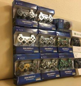 Джойстики для Sony PlayStation 3 Xbox 360 пк