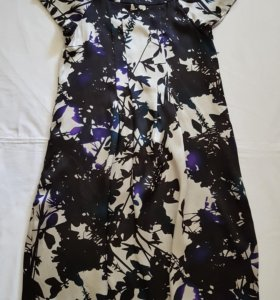 Платье Америка натуральный шелк