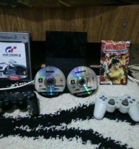 SONY PlayStation-2