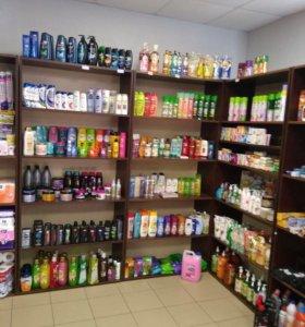 Продам готовый бизнес-магазин бытовой химии