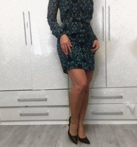 Платье - рубашка Kira Plastinina новое