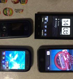 Продам телефоны