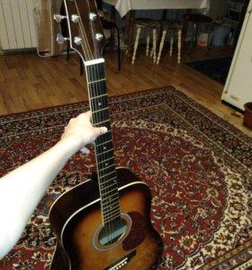 Гитара Naranda с чехлом
