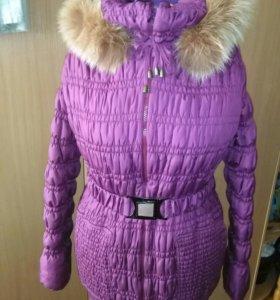 Куртка зимняя, р 44-50