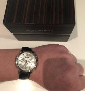 Часы Maurice Lacroix. Оригинал. Швейцария.