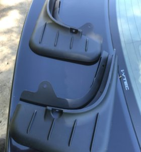 Брызговики передние Porsche Cayene