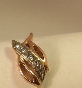 Ювелирное украшение с бриллиантами