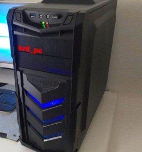 Игровой компьютер Core i3 4130 - GTX1060 3GB