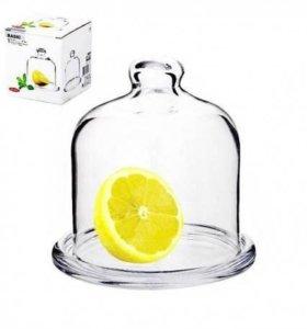 Блюдо для лимона с крышкой