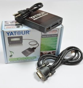 Yatour Ятур Ютур MP3 адаптер чейнджера