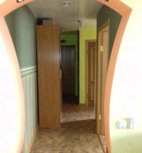 Квартира, 3 комнаты, 57.8 м²