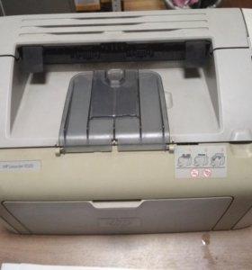 Принтер НР1020