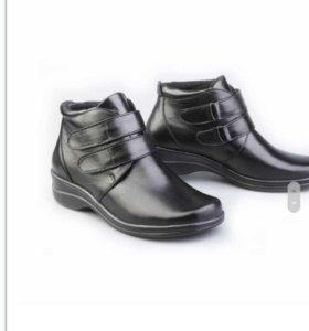 Ботинки деми Новые