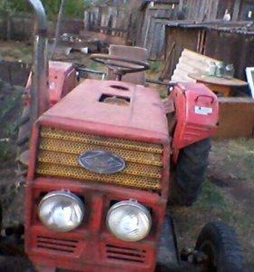 Трактор haishan