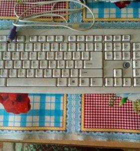 Клавиатура для компьютера новая ниразу ниползовала