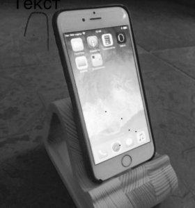 iPhone 5s 16gb оригинал Отпечаток чек