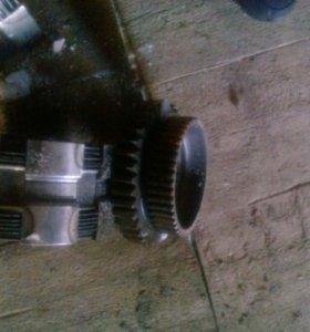 Гидро муфты шестерни кпп т-150
