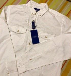 Рубашка-Оксфорд мужская