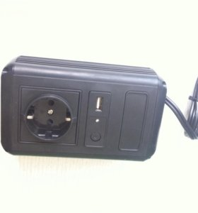 220вольт в машине Инвертор 200W с USB