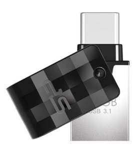 USB-флэшка Silicon Power Mobile 32GB