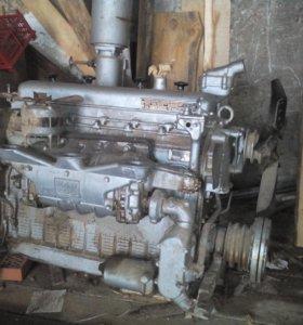 Двигатель ЯАЗ М206А