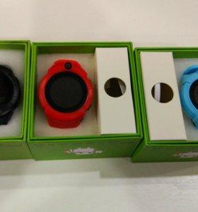 Детские умные часы с GPS, Q610