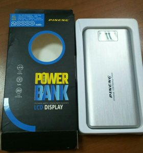 Power Bank 20000 мАч новый