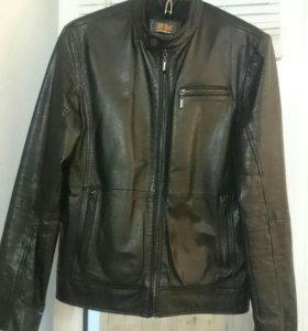 Куртка мужская. Кожа 100%