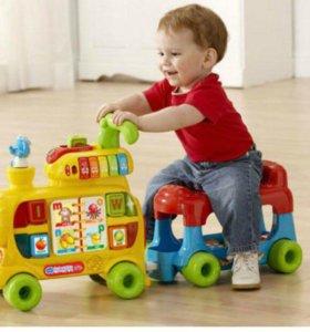 Поезд для малышей