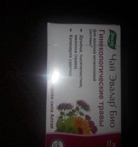 Чай эвалар Био. Гинекологические травы