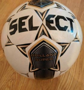Мяч Select Brillant Super новый