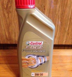 Масло кастрол 0W-30Castrol