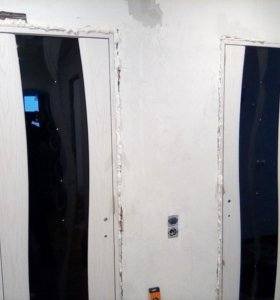 Установка дверей без посредников