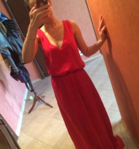 Вечернее платье 👗 в пол ! 42-46 размер
