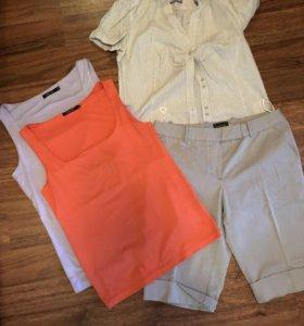 Женская одежда пакетом 20 вещей